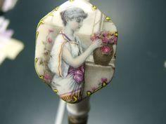 porcelain antique handle parasol - Bing Images
