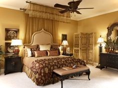tropical themed bedrooms - Google Search