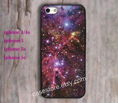 iPhone 5 Case Fox Nebula Galaxy  Fox Nebula Galaxy by charmcover, $7.99