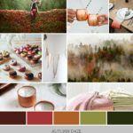 Inspire. Palette #176: Autumn Daze