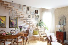 eclectic hall