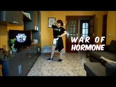BTS(방탄소년단) - War of Hormone(호르몬 전쟁)   Alys Dance Cover