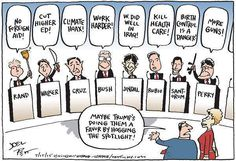 The Republican Candidates