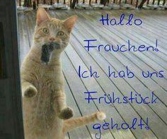 Fruehstueck!