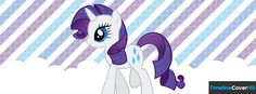 Rarity My Little Pony2 Timeline Cover 850x315 Facebook Covers - Timeline Cover HD