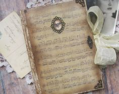 Croire espoir Journal d'amour journal cahier par BethStyleBook
