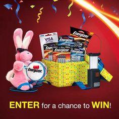 Energizer Bunny Celebrates 25th Birthday + Giveaway