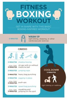 #Boxing #workout