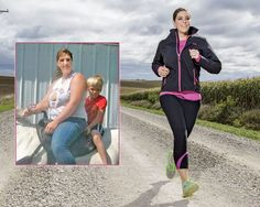 The seriously simple way one woman lost 75 pounds!