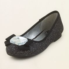 shoes - shoes - crystal bow ballet flat | The Children's Place