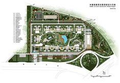 惠州DADA的草地艺术居住计划区/IAPA,景观设计门户