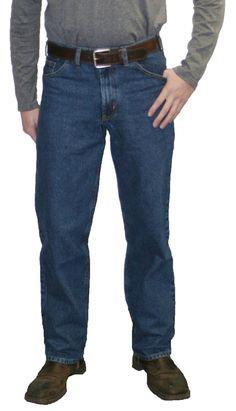 RK Brand Men's Original 5 Pocket Denim Work Jean RK5POC by Rural King  for $8.99 in Pants & Shorts - Men's Apparel - Clothing : Rural King