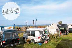 Ostsee, Übersicht Stellplätze und Tour