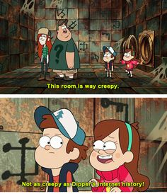 The world needs more gravity falls. // tags: funny pictures - funny photos - funny images - funny pics - funny quotes - #lol #humor #funnypictures
