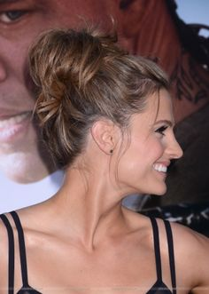 "#StanaKatic at the ""Elysium"" premiere (2013)"