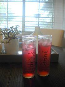 Chic Little House: Passion Tea Lemonade Recipe