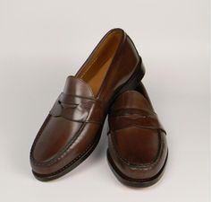 #Zapatos Rancourt & Co Weltline Penny Loafers #Shoes
