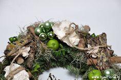Bijzondere #Winterkrans | Floral Blog | Bloemen, Workshops en Arrangementen | www.bissfloral.nl