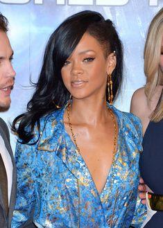 Actress/singer Rihanna attends the 'Battleship' Japan Premiere at International Yoyogi first gymnasium on April 3, 2012 in Tokyo, Japan.
