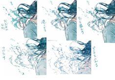 Twitter Digital Painting Tutorials, Digital Art Tutorial, Art Tutorials, Art Sketches, Art Drawings, Digital Art Beginner, Concept Art Tutorial, Art Assignments, Sketch Painting