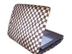 Funda laptop en escoses afelpado, se hacen a medida de tu compu