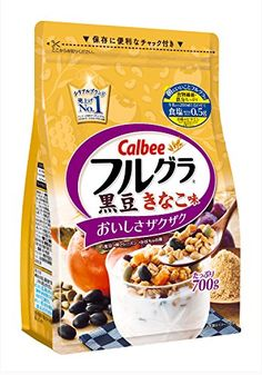 Calbee Fruit Granola Black Bean  Kinako Taste 700g by Furugura ** Continue to the product at the image link.Note:It is affiliate link to Amazon. #cool