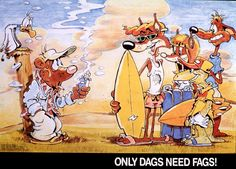 only dags need fags - Google Search