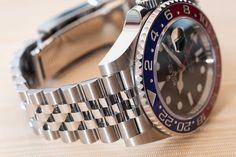 Hands-On: The Rolex GMT-Master II Ref. 126710 BLRO 'Pepsi Bezel' With Jubilee Bracelet In Stainless Steel