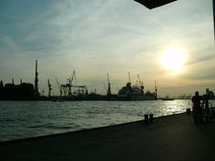 Harbour, #Hamburg, #Germany.