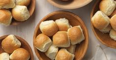 Soft, tender and warm dinner rolls are perennial favorites at the holiday table. This big batch of rolls will make enough to feed a hungry crowd and then some.