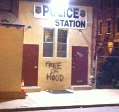 Meanwhile in North Philly HA HA HA
