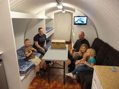 Homemade Storm Shelter Plans | Bomb Shelters  Fallout Shelter Plans  Nuclear Civil Defense FAQ ...