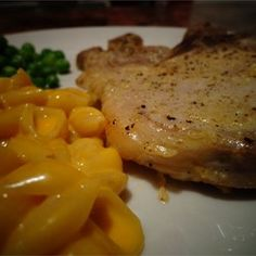 Garlic Seasoned Baked Pork Chops - Allrecipes.com