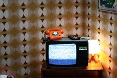 80's living room