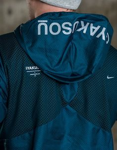 unstablefragments:  Nike AS UC Lightweight Jacket