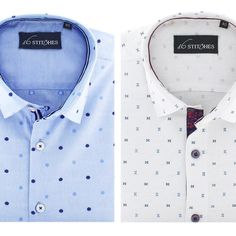 The weekend classics! Which one's your style?  #menswear #mensstyle #mensfashion #summer #style #fashion #trend #trendy #shirts #luxury #formal #fb #formals #formalwear #classy #classic #classymen #dapper #dappermen #instalike #instagood