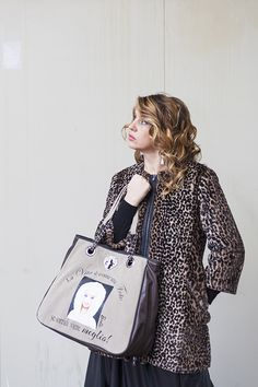 E' primavera con la pelliccia ecologica maculata!!! - http://www.2fashionsisters.com/e-primavera-con-la-pelliccia-ecologica-maculata/ - 2 Fashion Sisters Fashion Blog - #EcoPelliccia, #GonnaEcopelle, #LePandorine, #PellicciaEcologica, #PellicciaMaculata