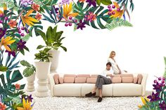 NEW IN & OUTDOOR COLLECTIONS