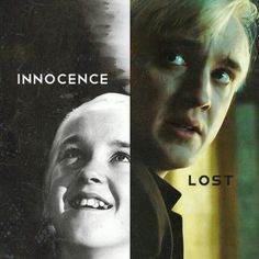 Draco Malfoy: Innocence and Lost
