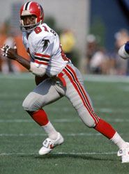 "Atlanta Falcons Pictures Billy Johnson ""white shoes""...1982-1987"