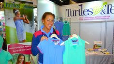 The latest fashion trends in golf Girls Golf, Golf Fashion, Turtles, Latest Fashion Trends, Tees, Fun, Tortoises, T Shirts, Turtle