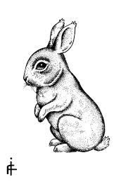 Image result for pointillism black and white