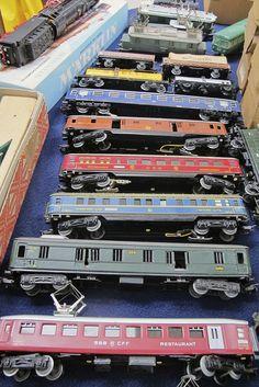 Marklin train carriages