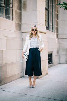 Culottes for the office