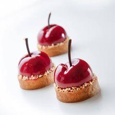 самые красивые десерты