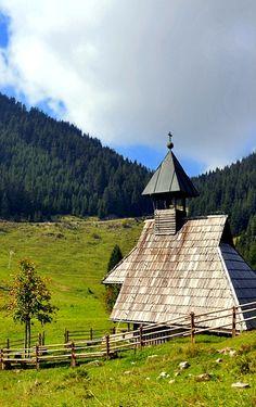 Golte - Mozirje,  Kamnik-Savinja Alps, Slovenia | by Hannes Gensfleisch