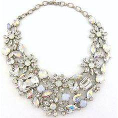 The ultimate fantasy wedding necklace!