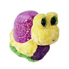 YooHoo and Friends Twirlee the 5 Inch Plush Snail by Aurora at Stuffed Safari