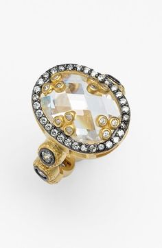 Freida Rothman 'Metropolitan' Mirror Ring (Online Only) available at #Nordstrom