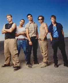 Backstreet Boys =D